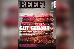 BEEF! Dry Ager Bericht Heft 05-2015