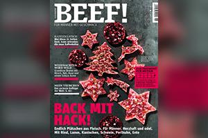 BEEF! Dry Ager Bericht Heft 06-2015
