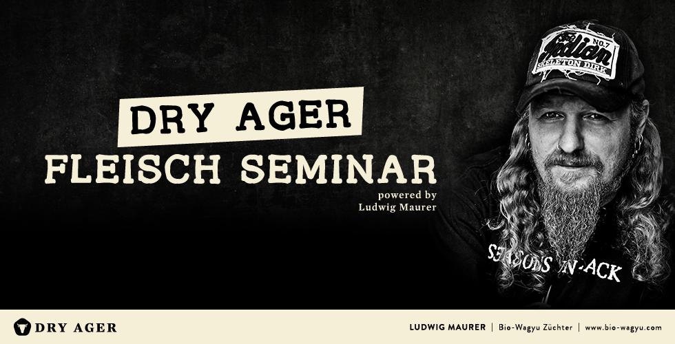 Dry Ager Fleisch Seminar