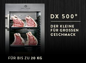 Dry Ager DX 500 für 20 kg Fleisch