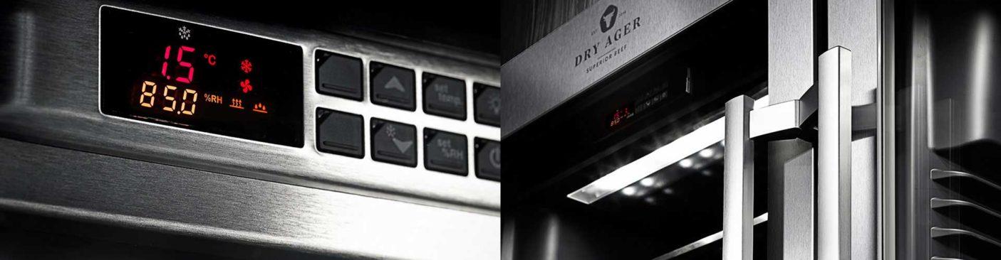 Weltweit einzigartige Reifetechnologie – das gibt es so nur im Dry Ager®