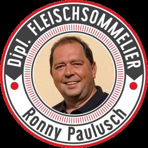 Diplomierter Fleischsommelier Ronny Paulusch