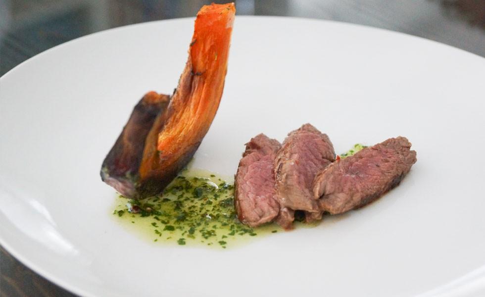 Rezept Dry-Aged Beef-Streifen