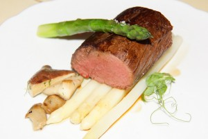 dry-aged beef fillet