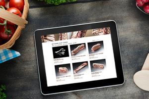 Fleisch bedenkenlos online bestellen