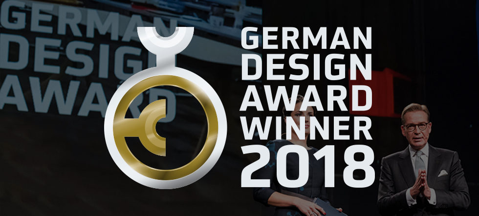 German Design Award Winner 2018 - DRY AGER