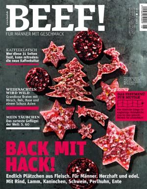 BEEF! Dry Ager Reifeschrank Bericht