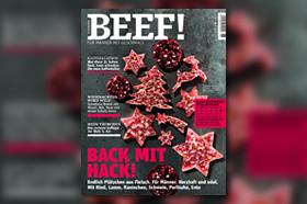 BEEF! Dry Ager Reifeschrank Bericht Heft 06 2015
