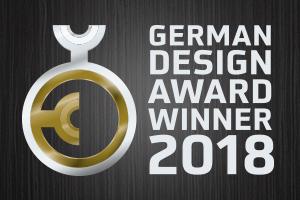 DRY AGER-palkinto Saksan muotoilupalkinnolla 2018