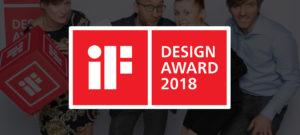 iF Design Award Winner – DRY AGER