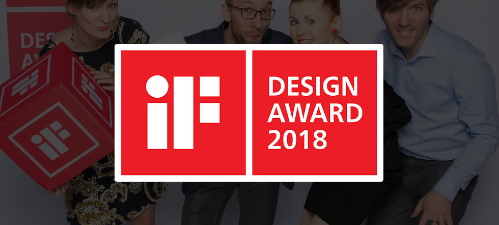 iF Design Award Winner – DRY AGER