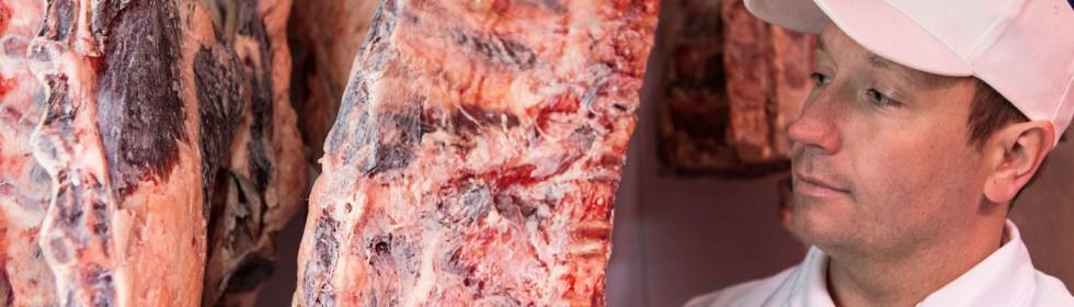 Dry Aging Papst über Fleischreifung