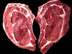 Gutes Fleisch, die Grundlage für das Dry-Aging
