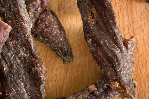 Lecker: Dry Aged Beef Jerky