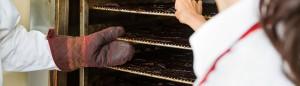 Jerky Produktion - Trocknen von Fleisch