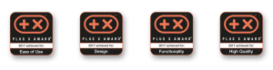DRY AGER - awarded in 4 categories of the Plus X Award