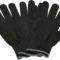 DRY AGER Schnittschutzhandschuhe schwarz